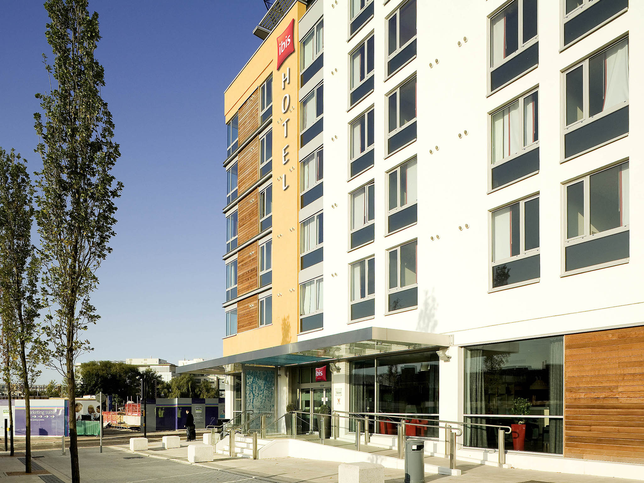 Hotell – ibis Bristol Temple Meads Quay