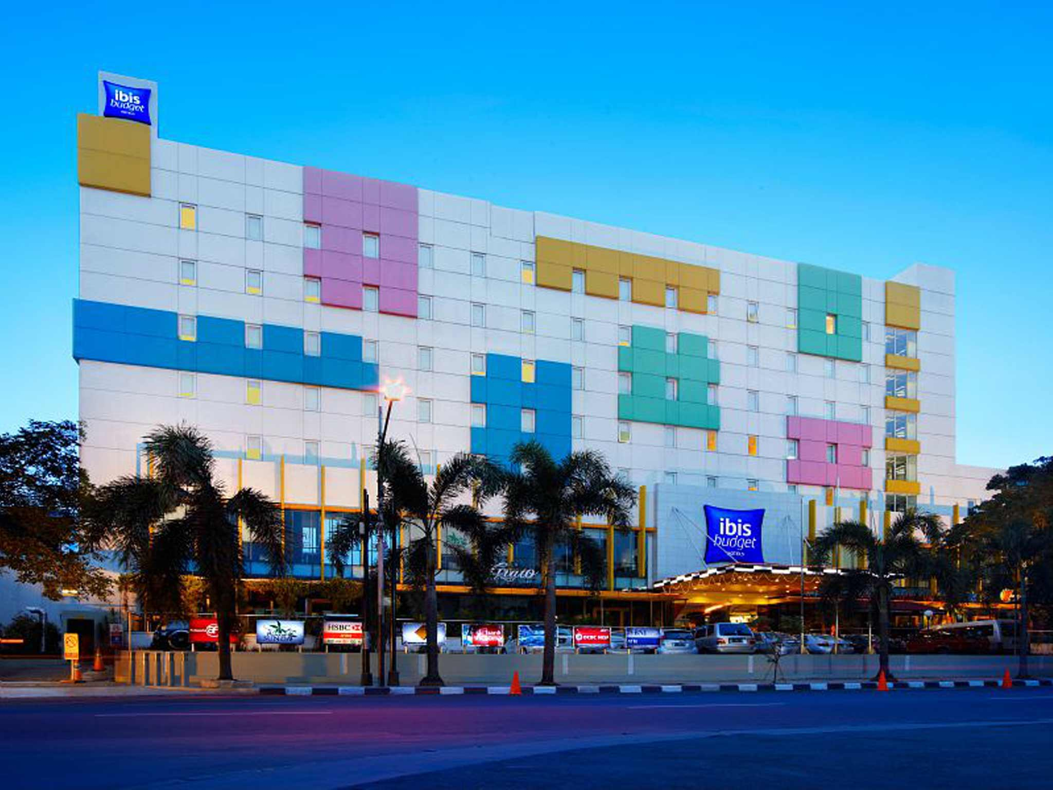 Hôtel - ibis budget Jakarta Cikini