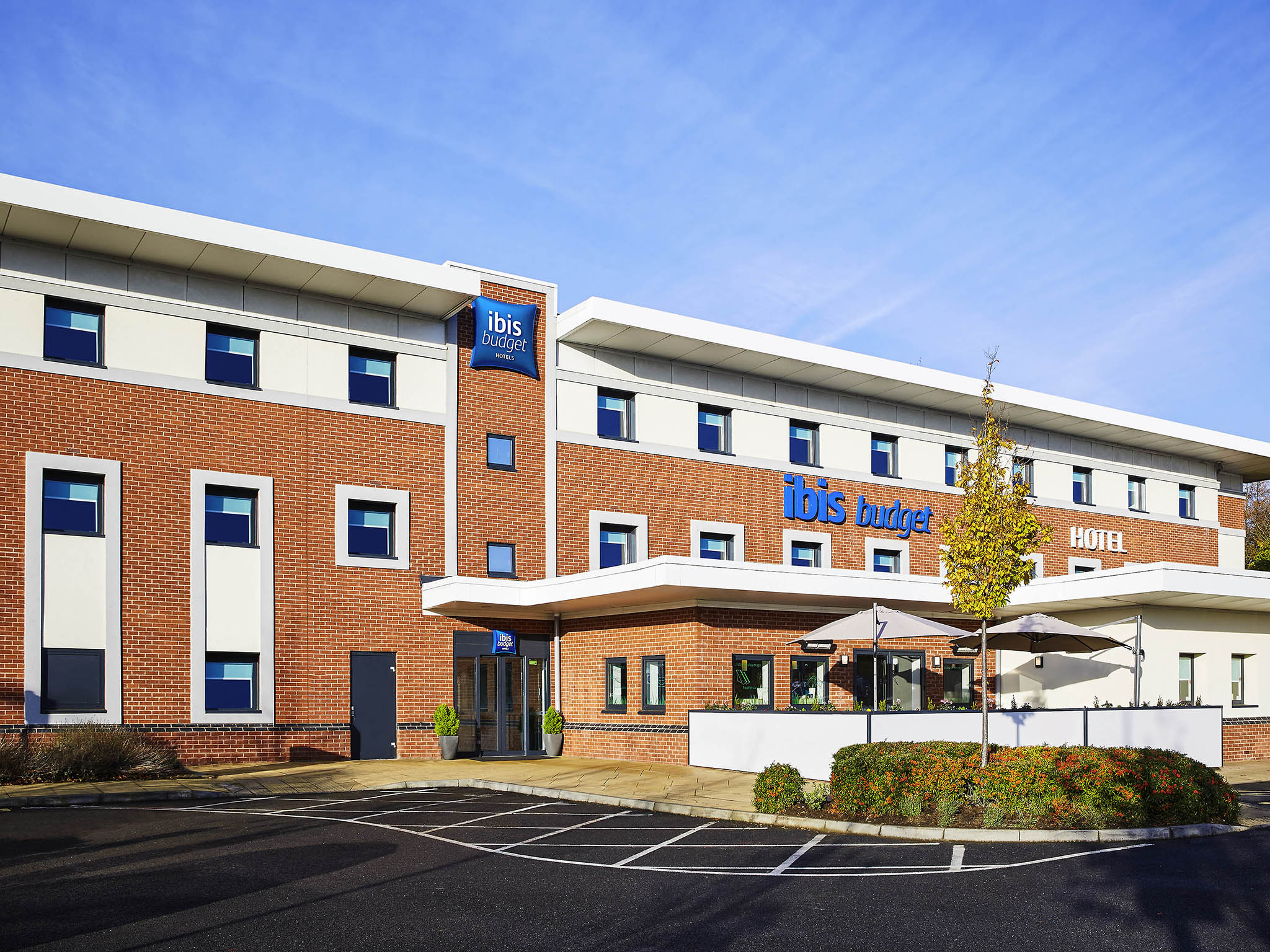 Hotell – ibis budget Leicester