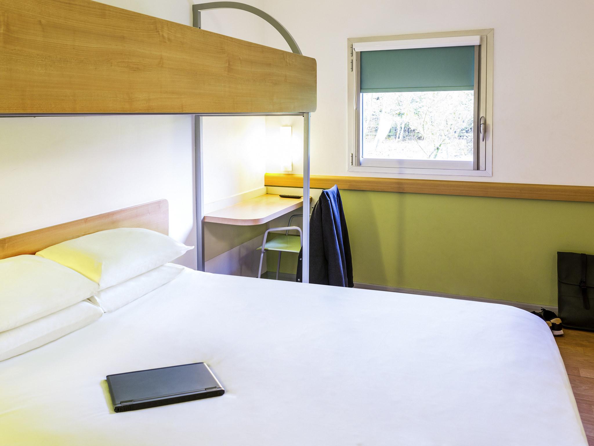 Hotell – ibis budget Derby