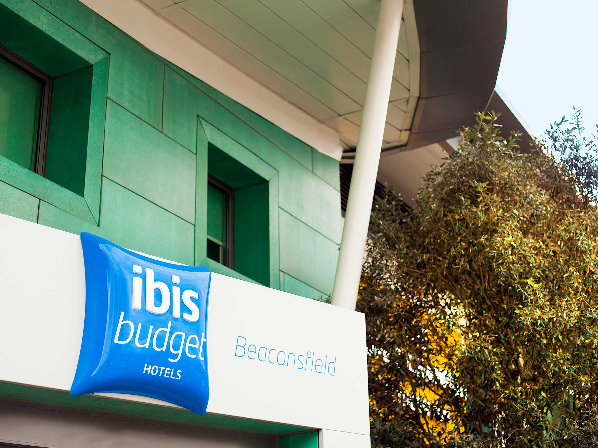 Hotell – ibis budget Beaconsfield