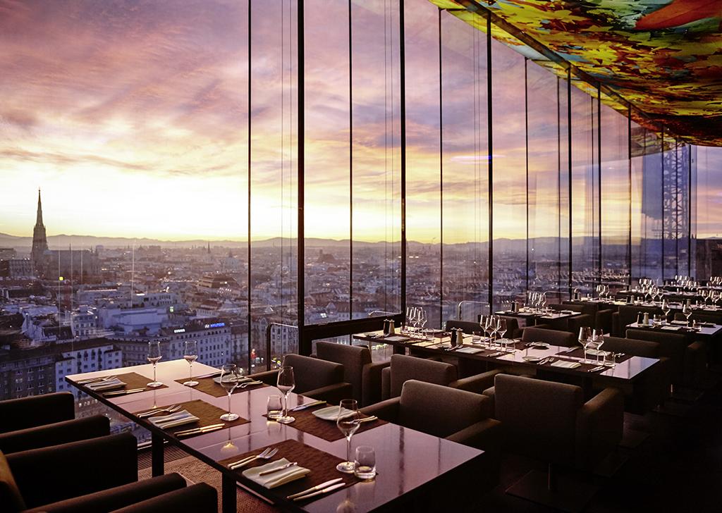 hotelrestaurants mit haute cuisine in vienna sofitel vienna stephansdom. Black Bedroom Furniture Sets. Home Design Ideas