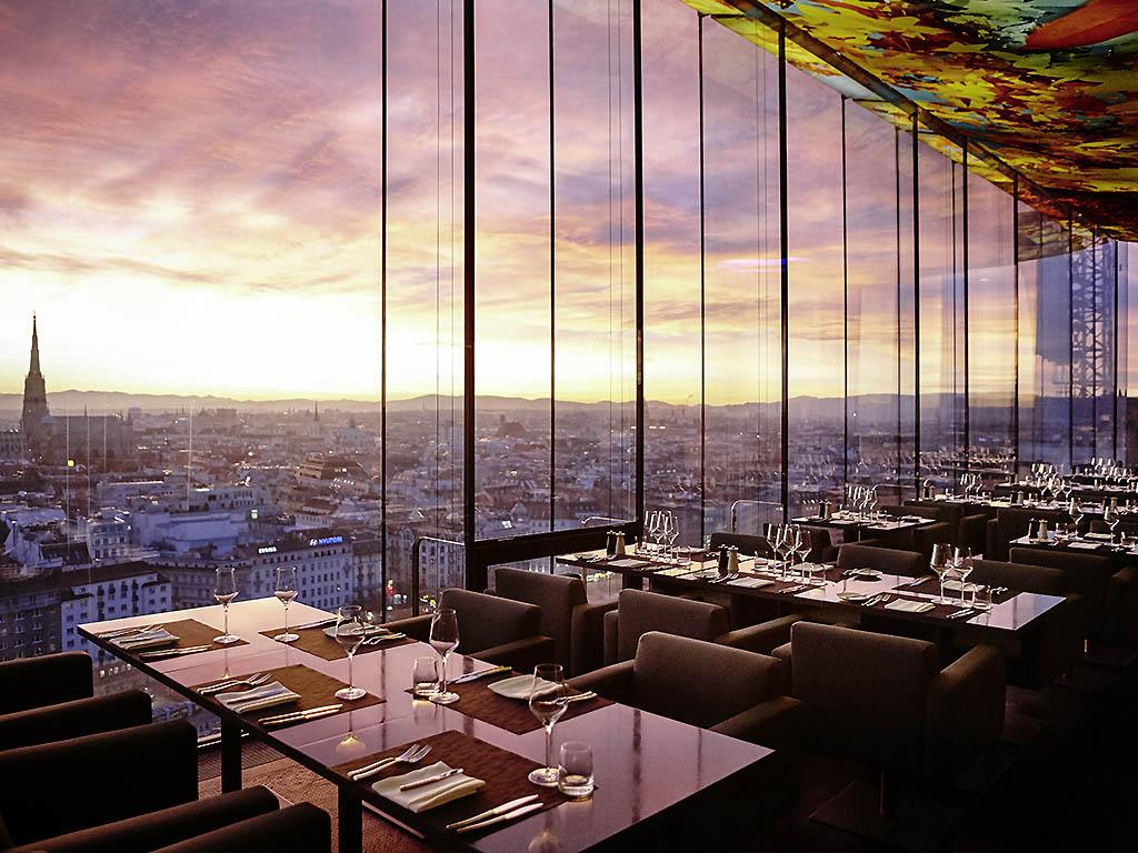 Das Loft Vienna Restaurants By Accorhotels