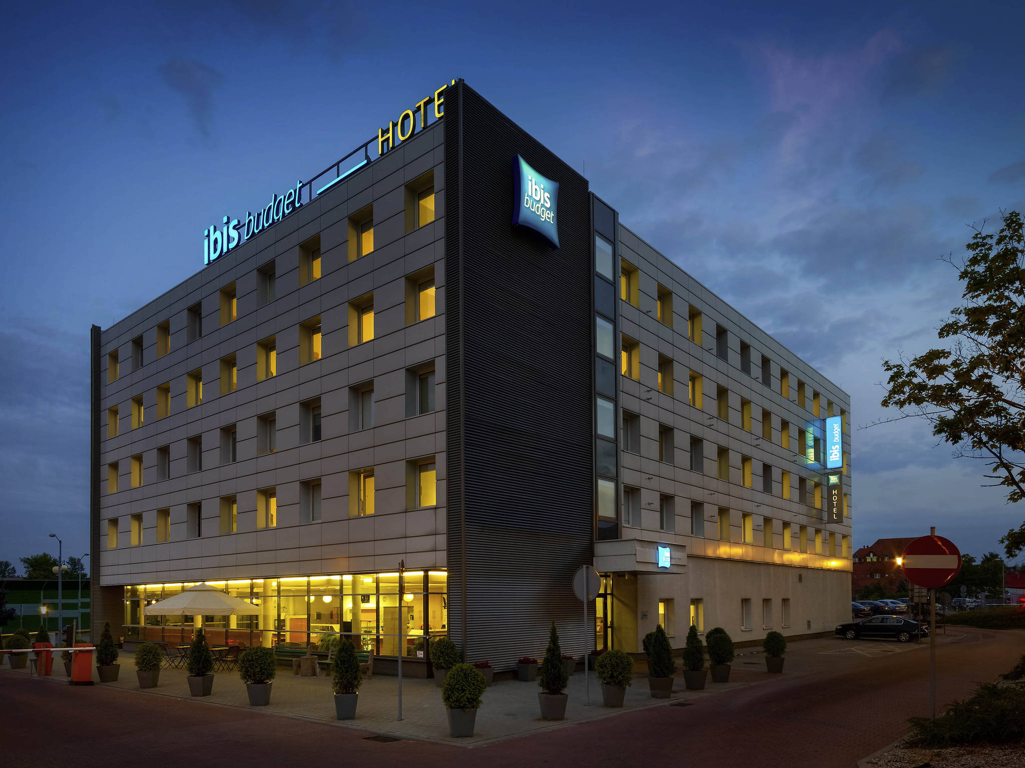 Hotel - ibis budget Katowice Centrum