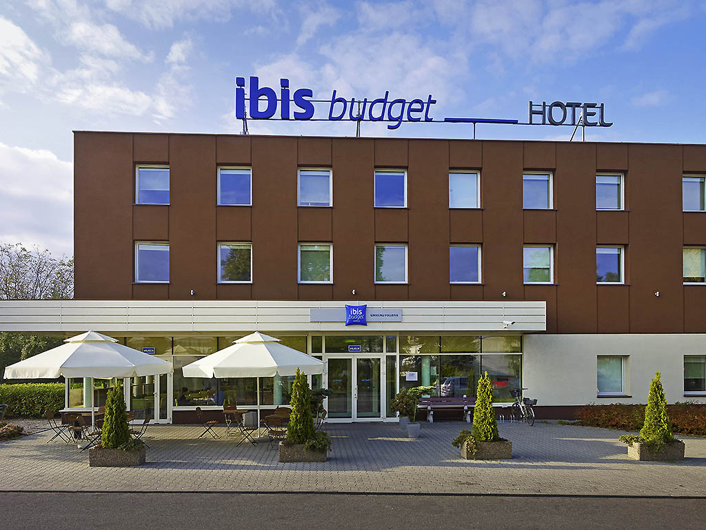 Hotel Ibis Styles Wroclaw Centrum Parking