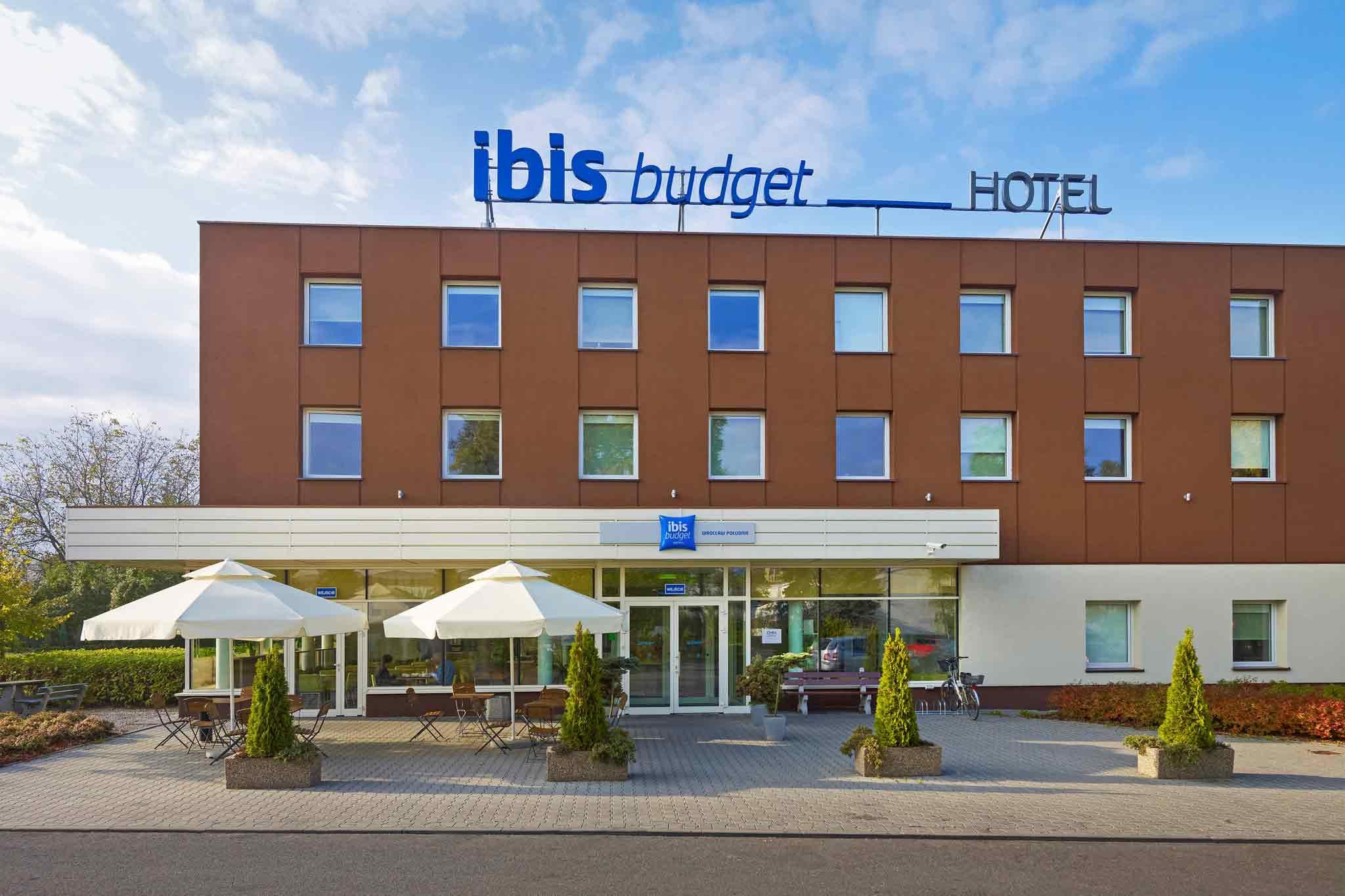 Hotel – ibis budget Wrocław Południe