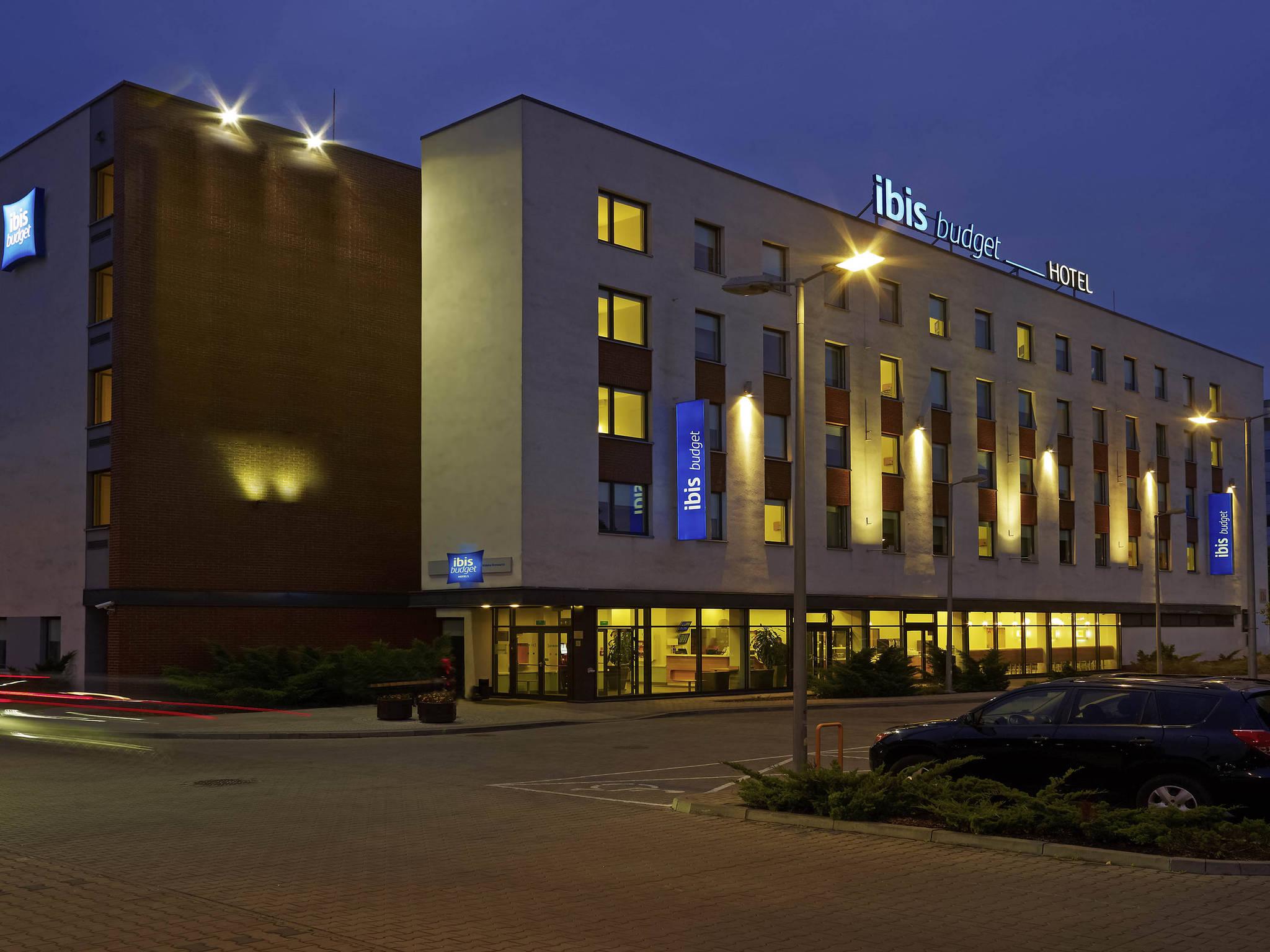 Отель — ibis budget Краков Броновице