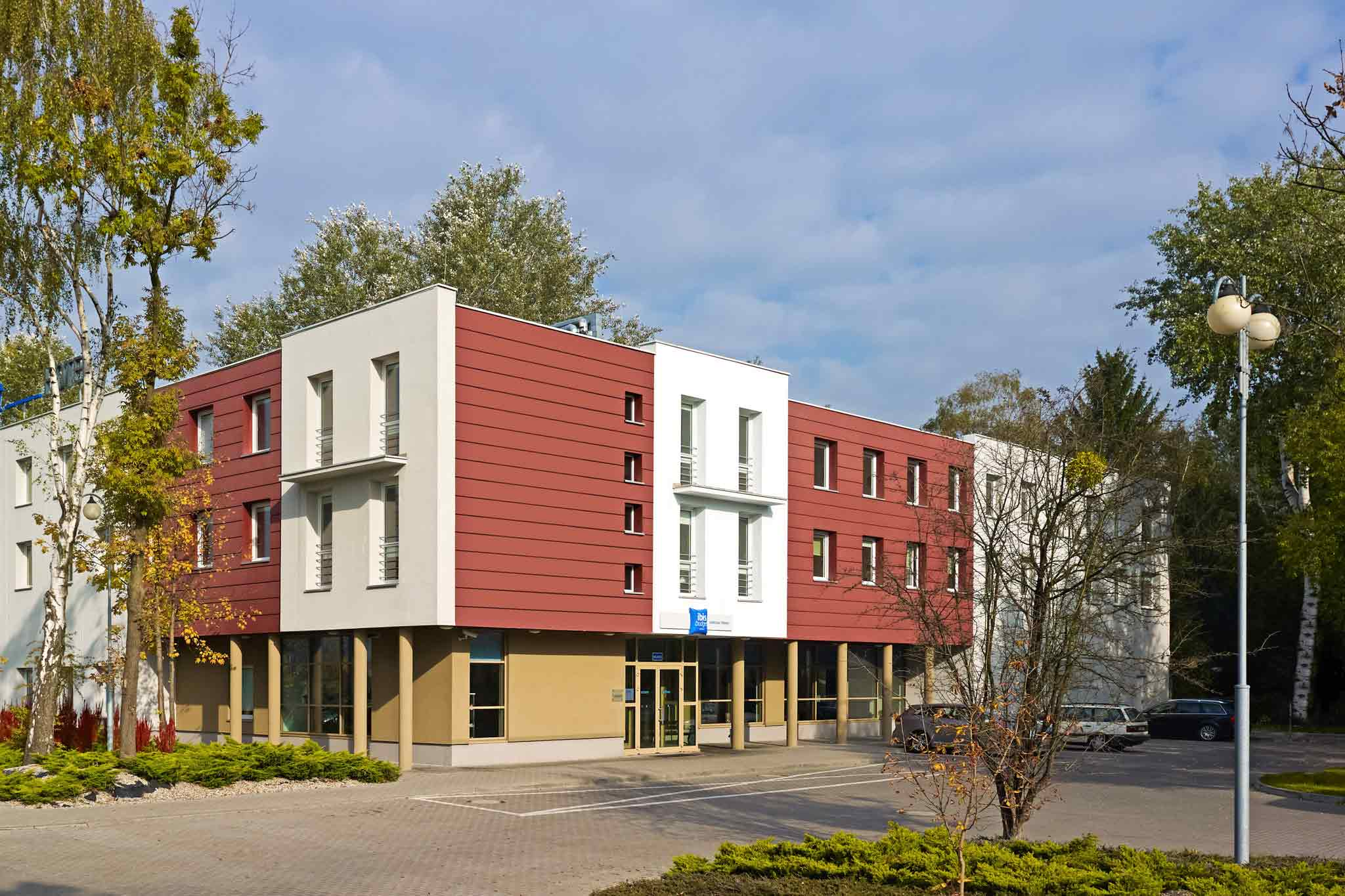 Hotel – ibis budget Wroclaw Stadion