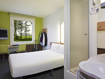 Rooms - ibis budget Wroclaw Stadion