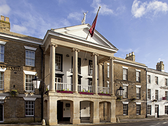 Destination - Mercure Salisbury White Hart Hotel