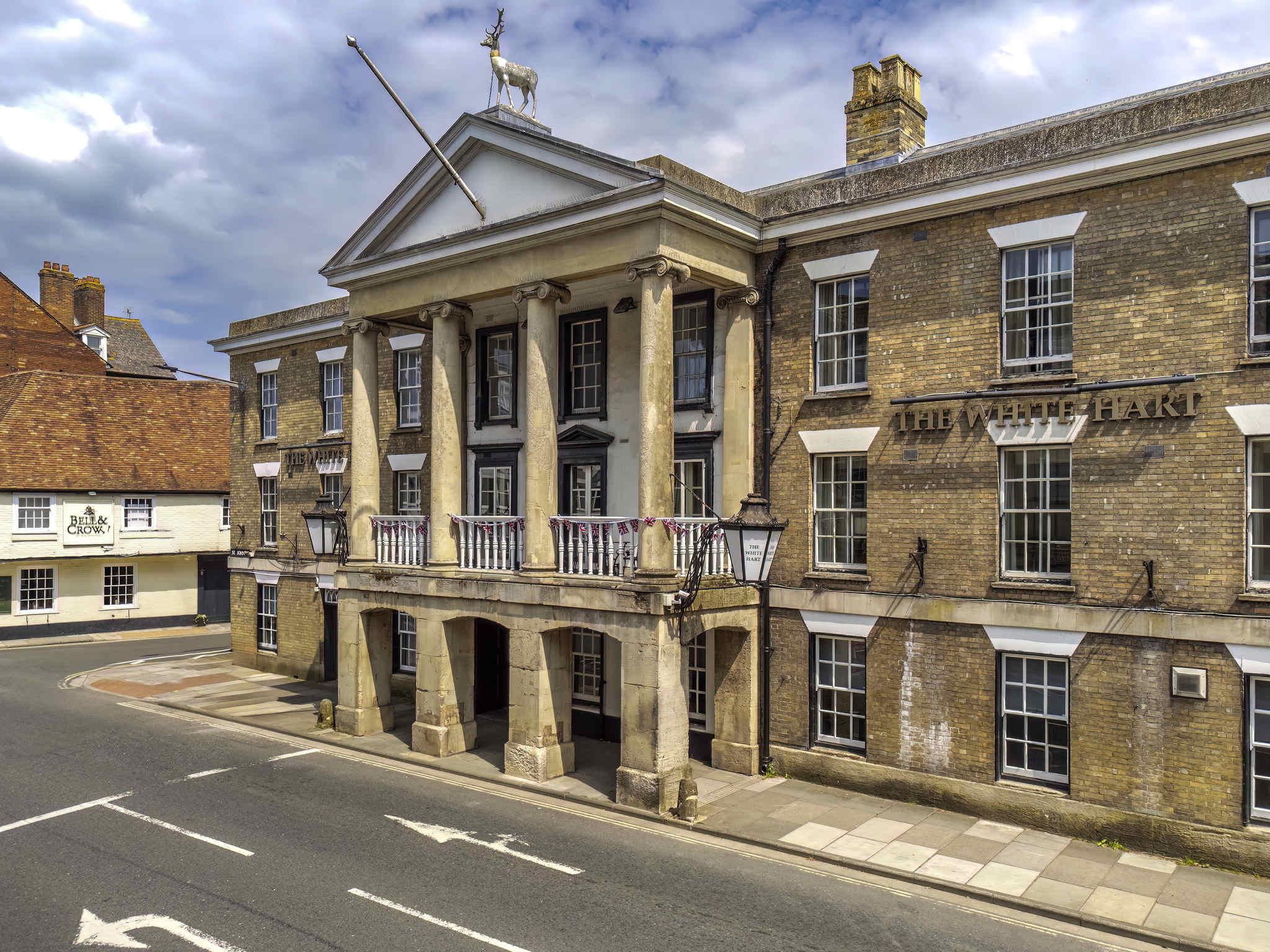 Hotel - Mercure Salisbury White Hart Hotel