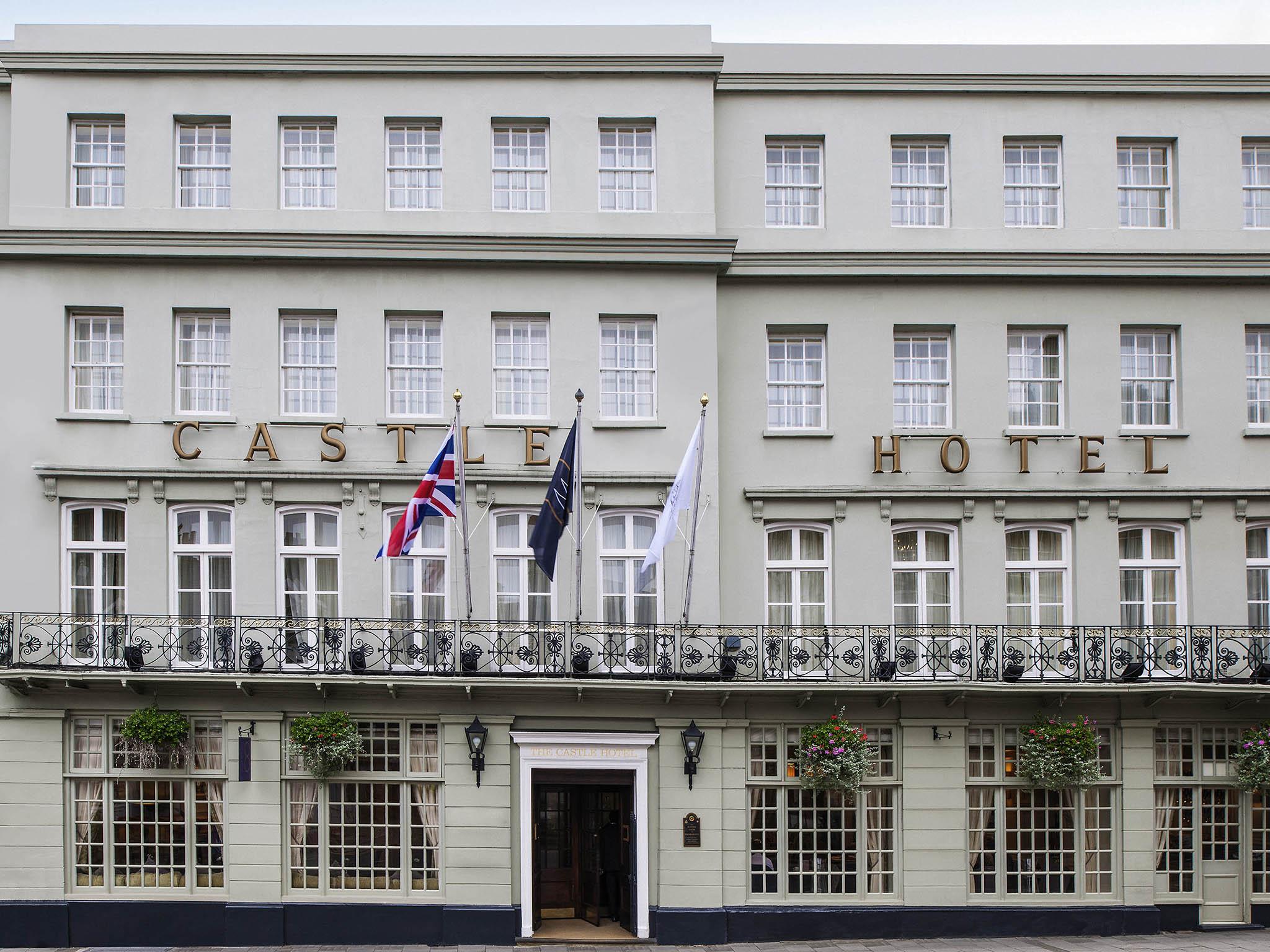 Otel – Castle Hotel Windsor - MGallery by Sofitel