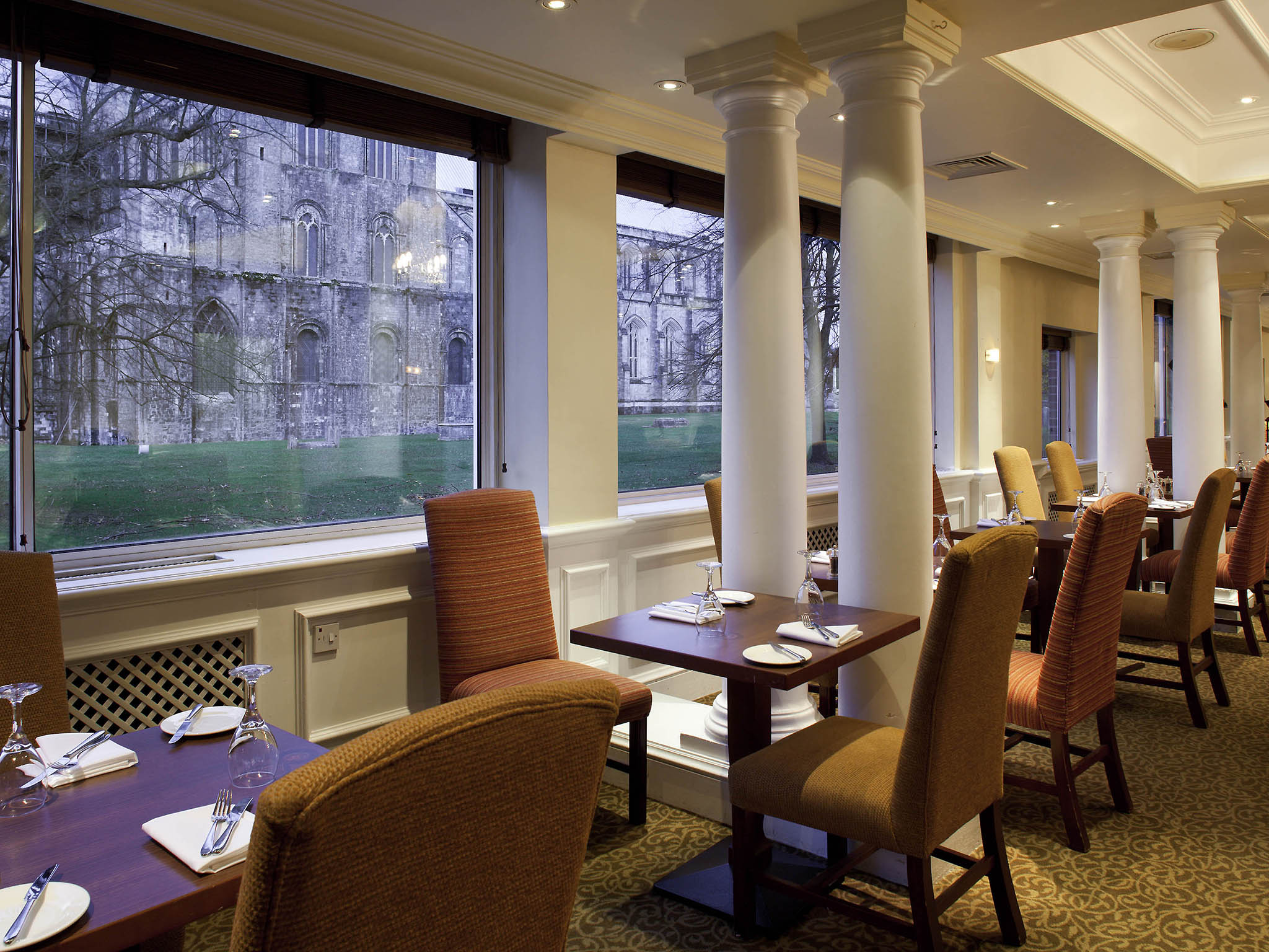 Restaurant Mercure Winchester Wes Hotel