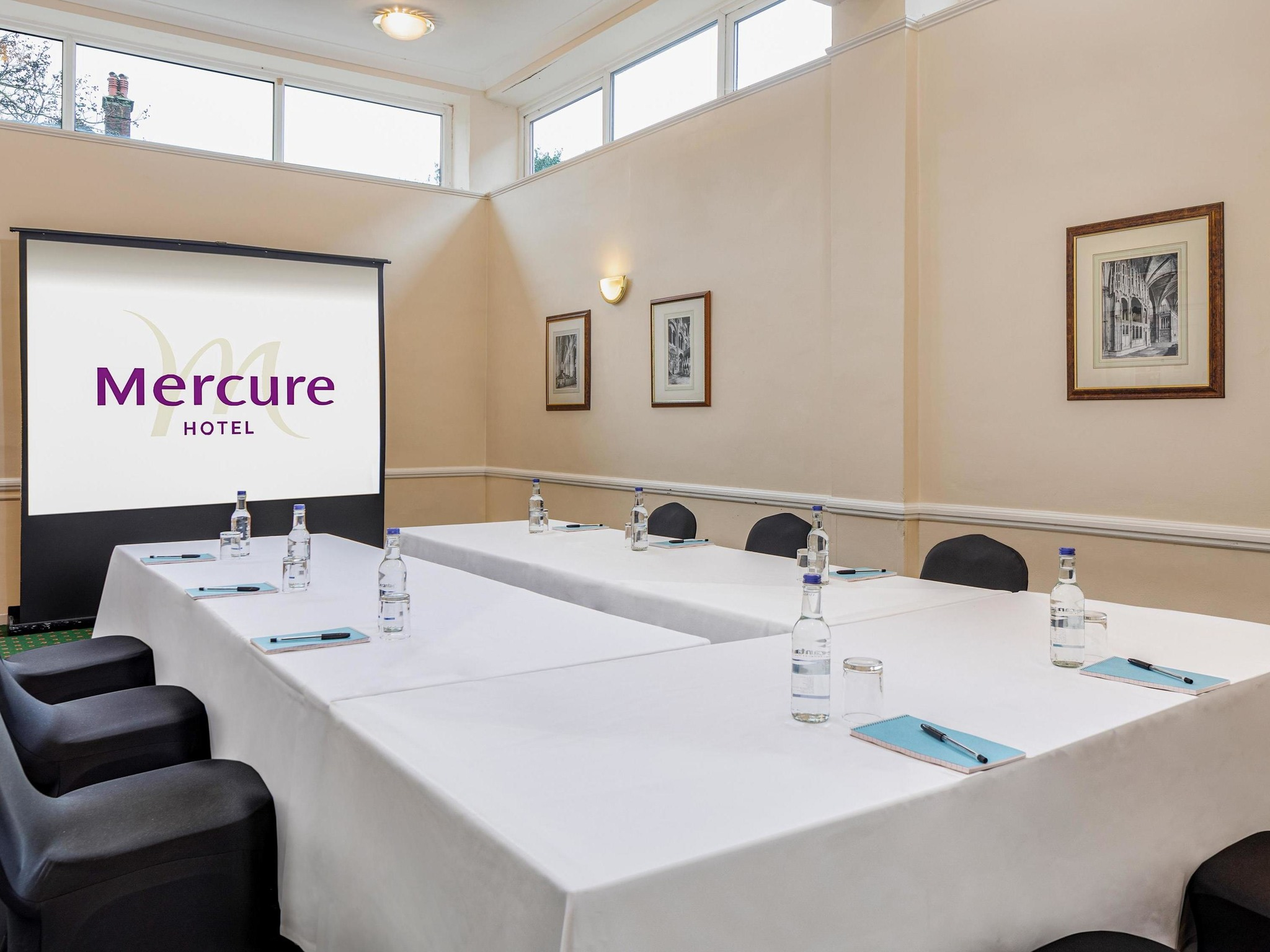 Meetings And Events Mercure Winchester Wes Hotel