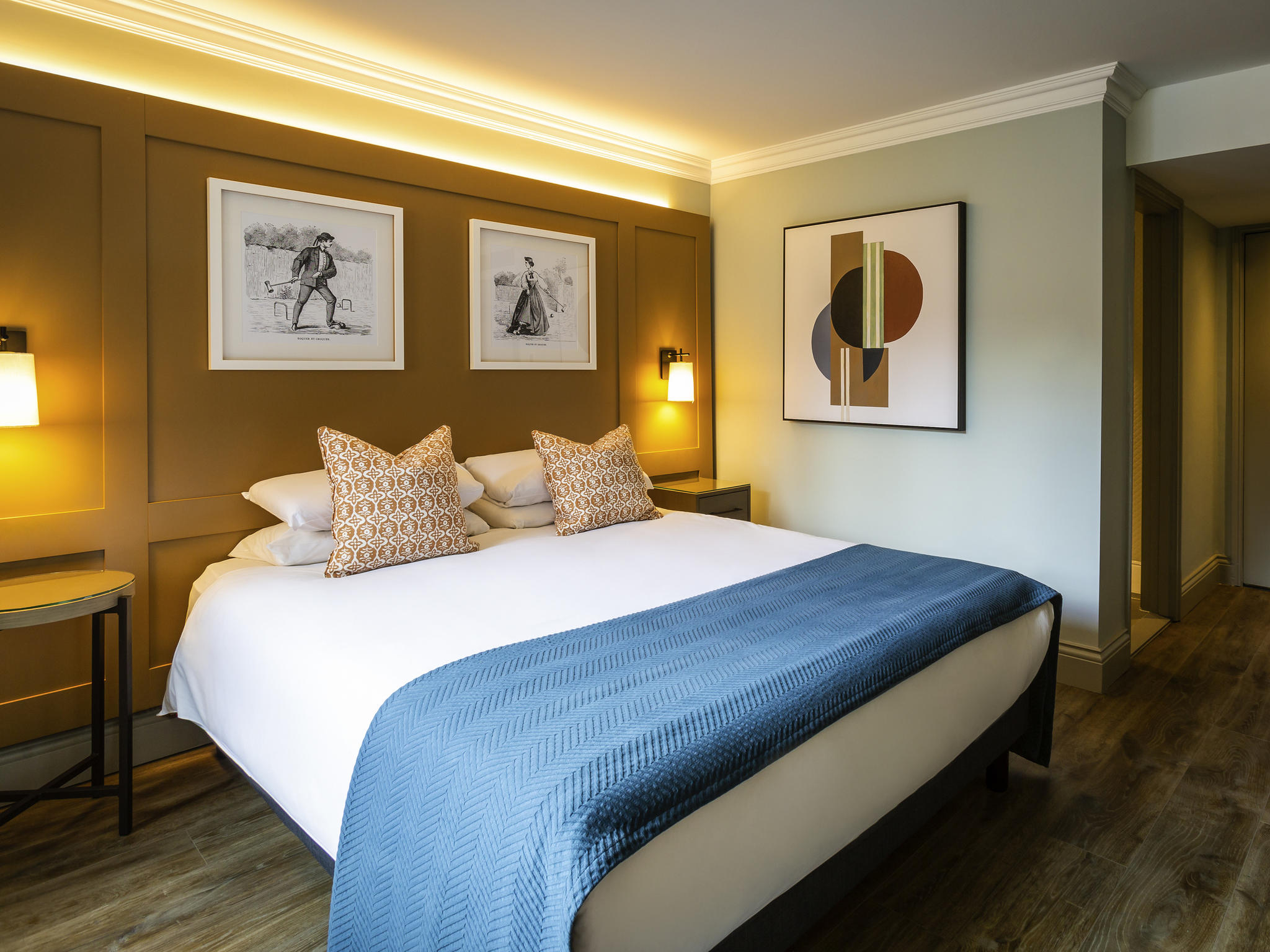 Hotel in FARNHAM - Mercure Farnham Bush Hotel
