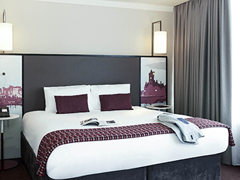 Camere - Mercure Cardiff Holland House Hotel and Spa