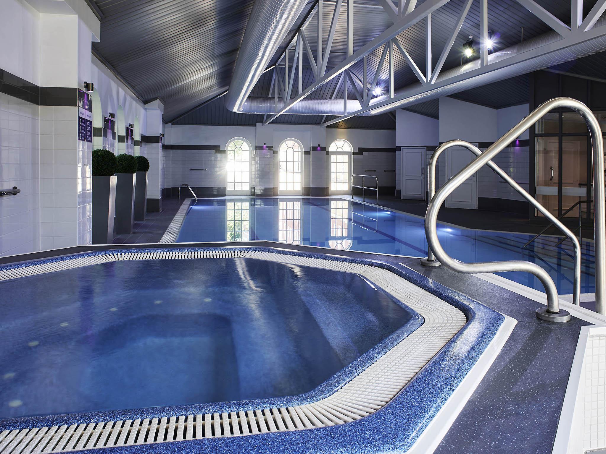 Отель — Mercure Exeter Southgate Hotel