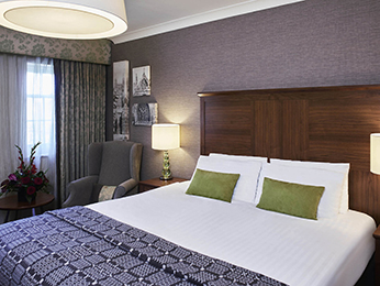 Rooms - Mercure Exeter Southgate Hotel