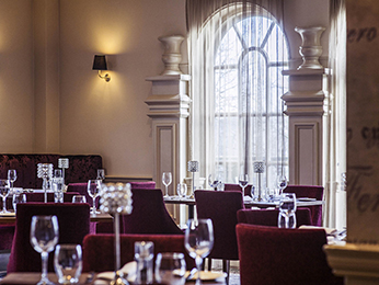 Ristorante - Mercure Exeter Southgate Hotel