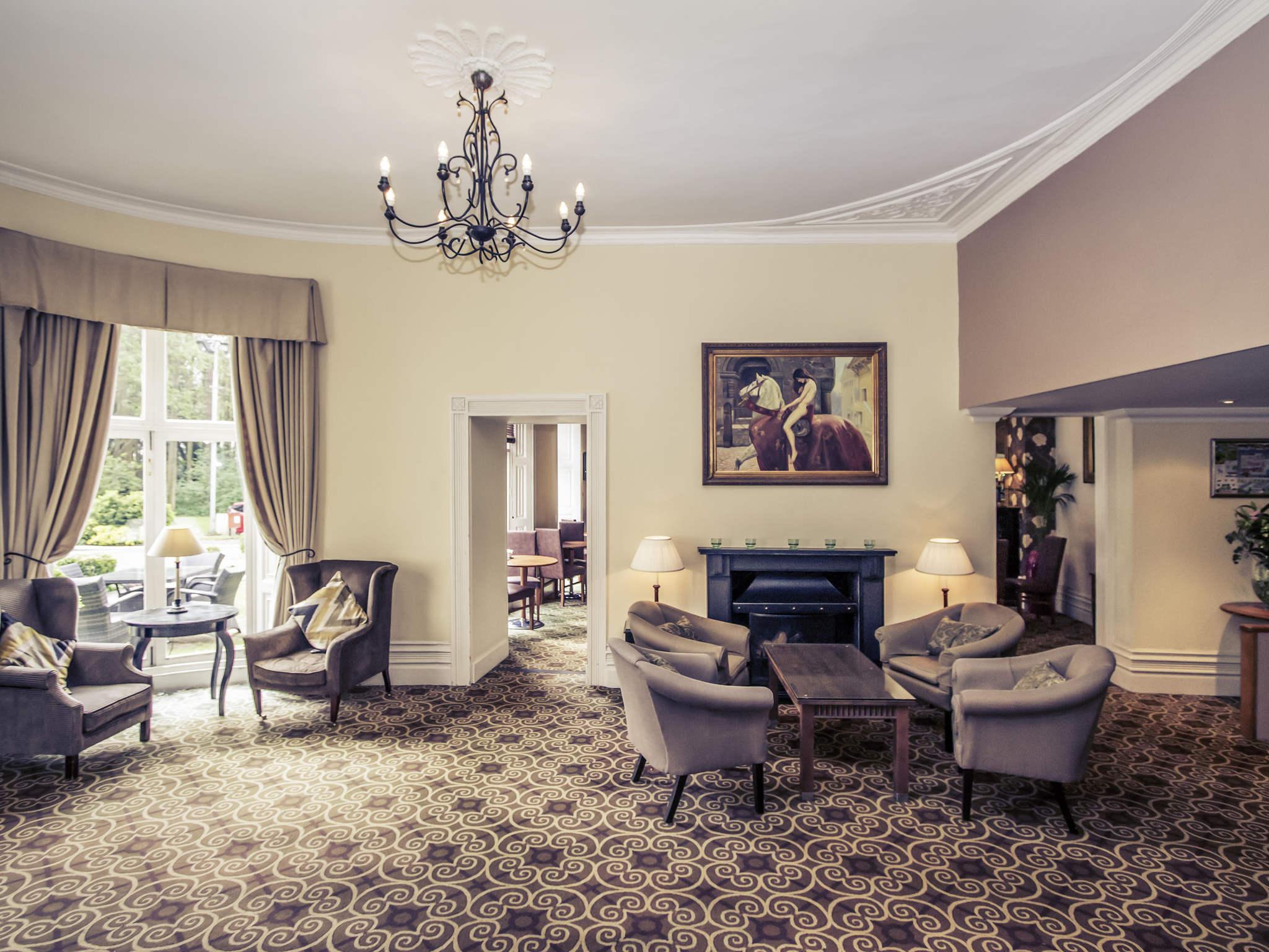 Mercure Brandon Hall Hotel Coventry