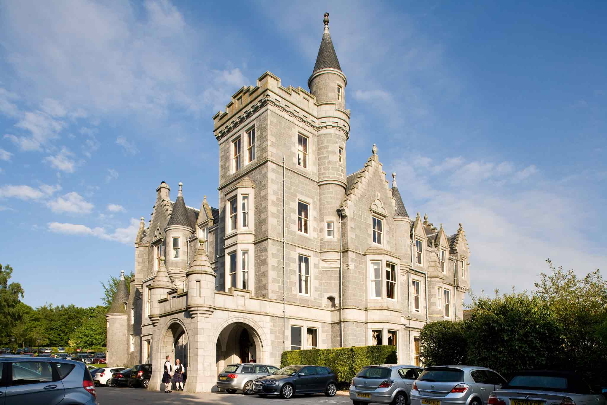 Отель — Mercure Aberdeen Ardoe House Hotel & Spa