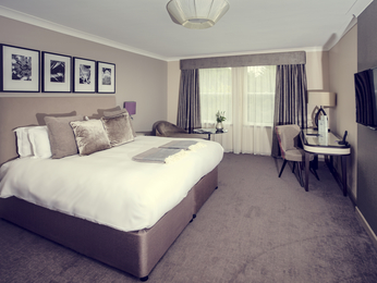 Rooms - Mercure Aberdeen Ardoe House