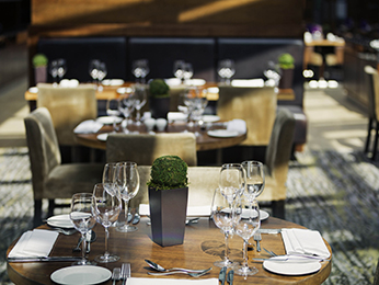Ristorante - Mercure Sheffield St Paul's Hotel and Spa