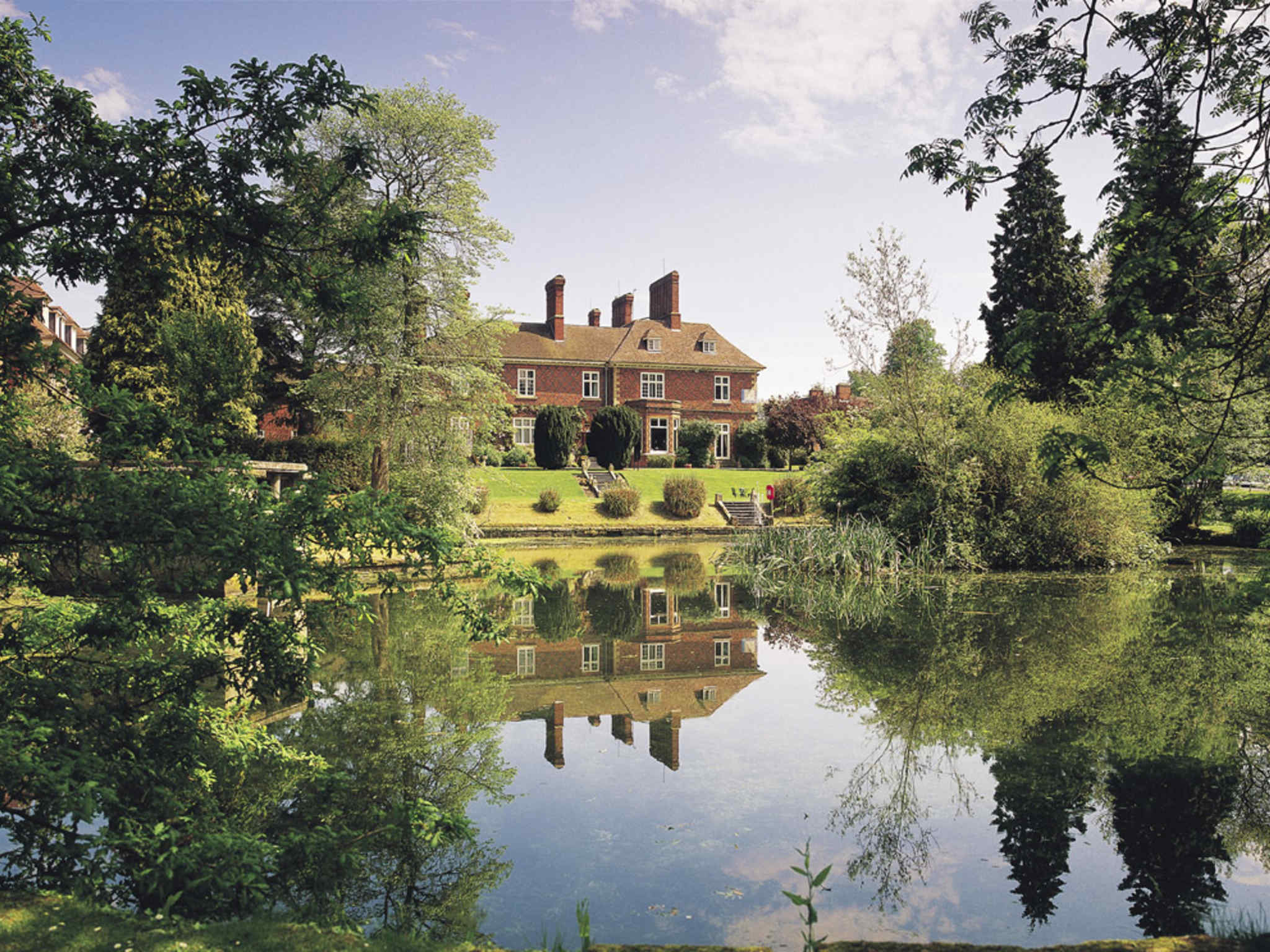 فندق - Mercure Shrewsbury Albrighton Hall Hotel & Spa