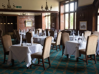 Restaurant - Mercure Shrewsbury Albrighton Hall Hotel and Spa