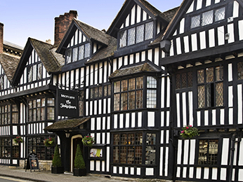 호텔 - Mercure Stratford upon Avon Shakespeare Hotel