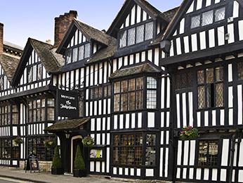 Mercure Stratford upon Avon Shakespeare Hotel