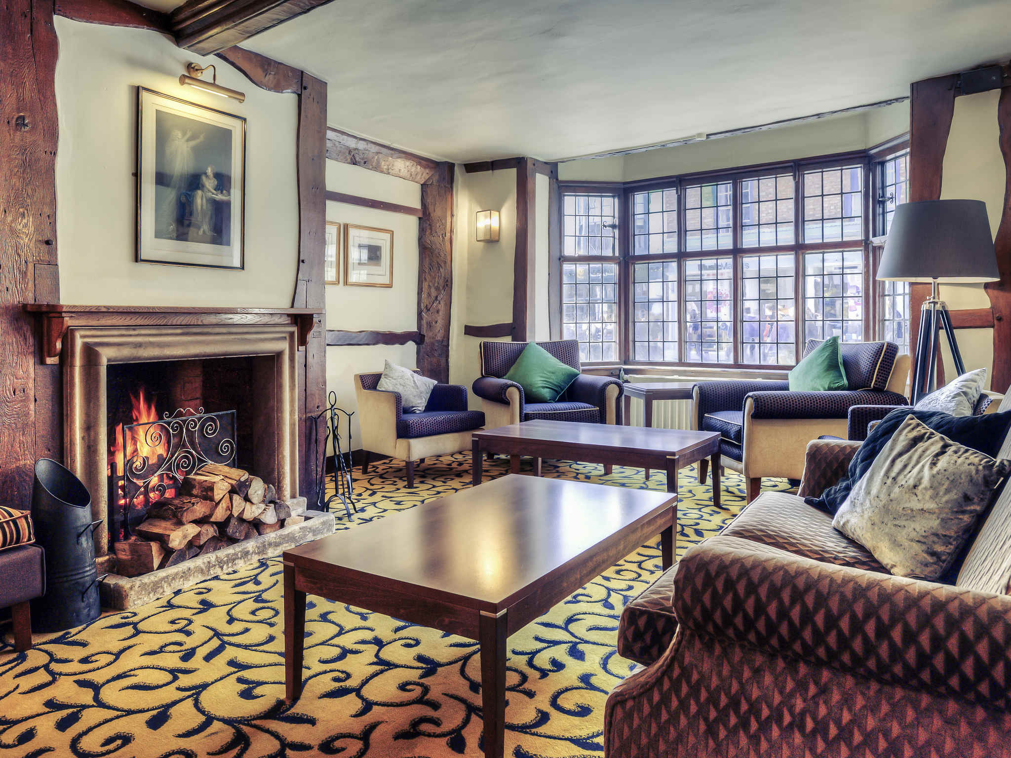 Hotel Mercure Stratford Upon Avon Shakespeare