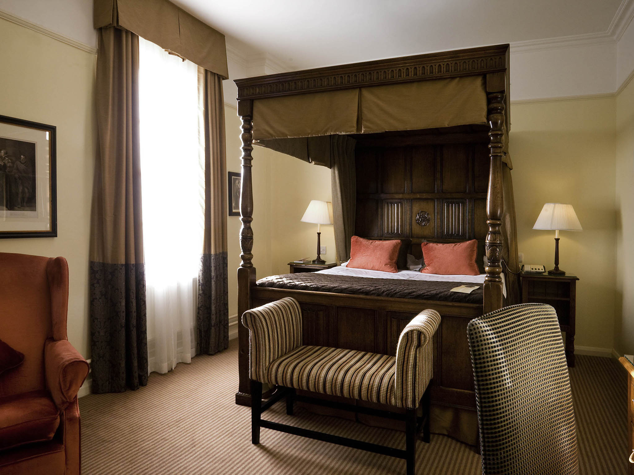 Rooms Mercure Stratford Upon Avon Shakespeare Hotel