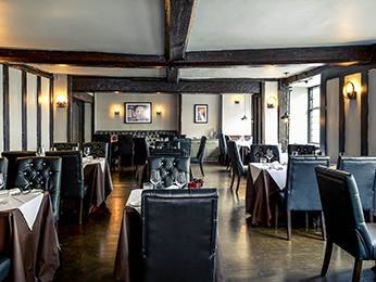 Restaurant - Mercure Stratford upon Avon Shakespeare Hotel
