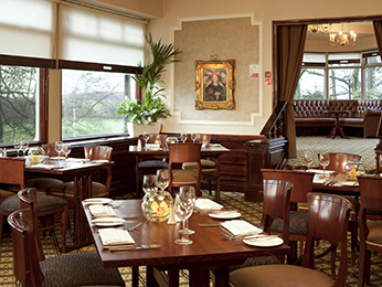 Restaurant - Mercure Manchester Norton Grange Hotel and Spa