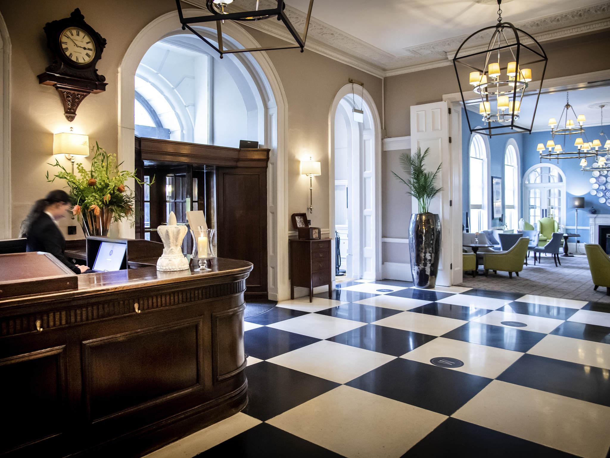 Hotel Queens Cheltenham Mgallery By Sofitel
