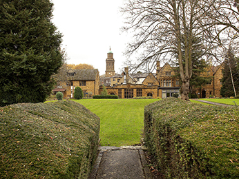 Bestemming - Mercure Banbury Whately Hall Hotel