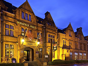 Отель - Mercure Banbury Whately Hall Hotel