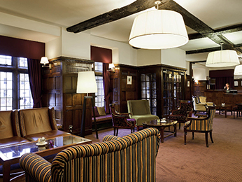 Servicios - Mercure Banbury Whately Hall Hotel