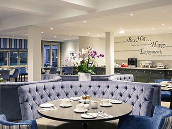 Restaurante - Mercure Box Hill Burford Bridge Hotel