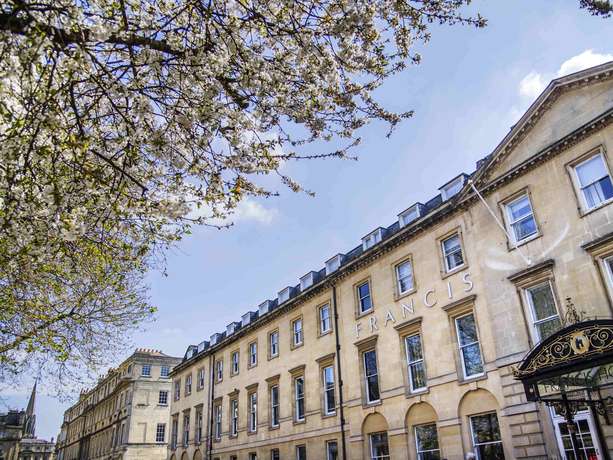 Otel – Francis Hotel Bath - MGallery by Sofitel