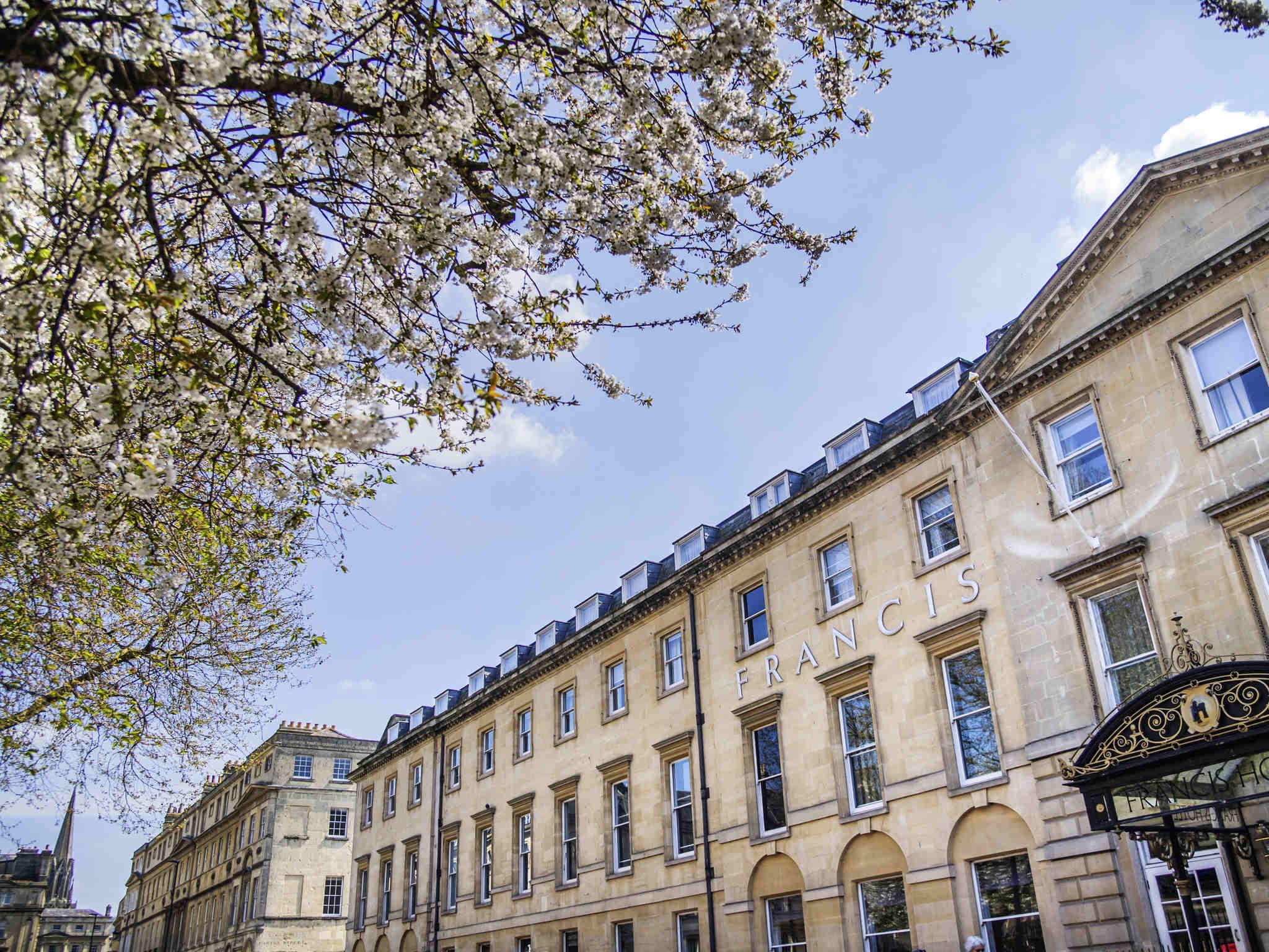 Hotell – Francis Hotel Bath - MGallery by Sofitel