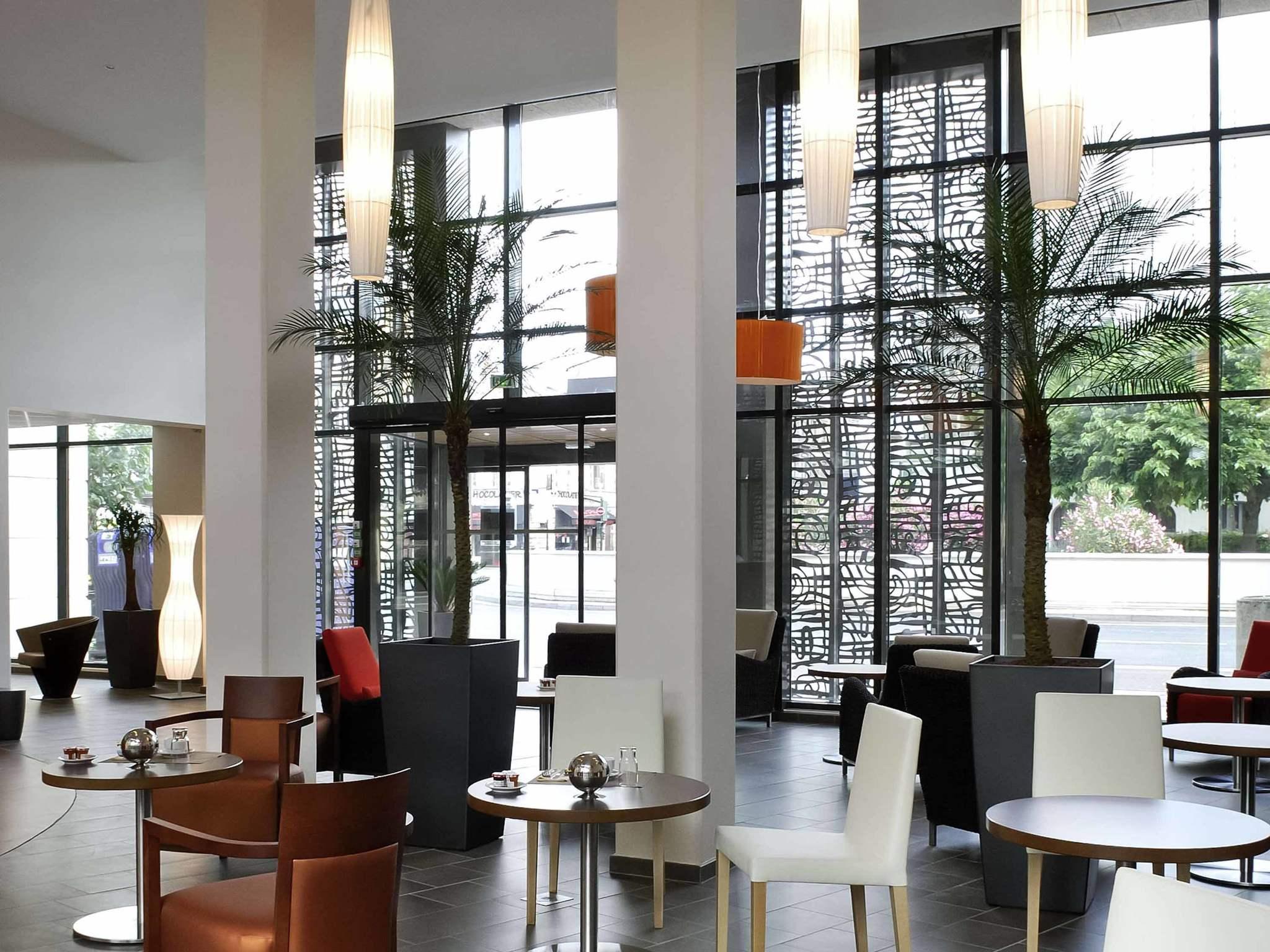 Отель — Aparthotel Adagio Бордо Гамбетта