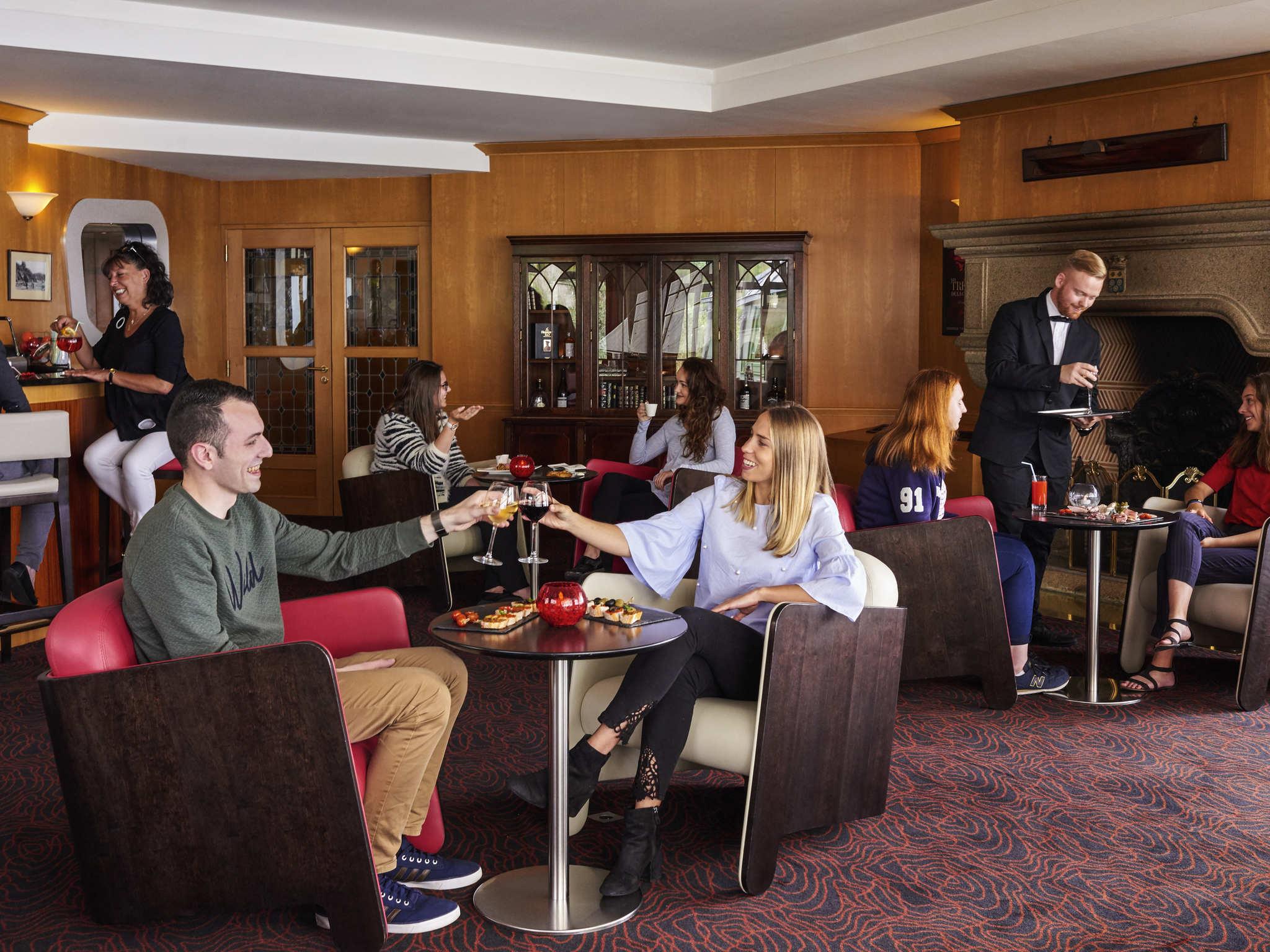 Hotel in GRANVILLE Mercure Granville Le Grand Hotel