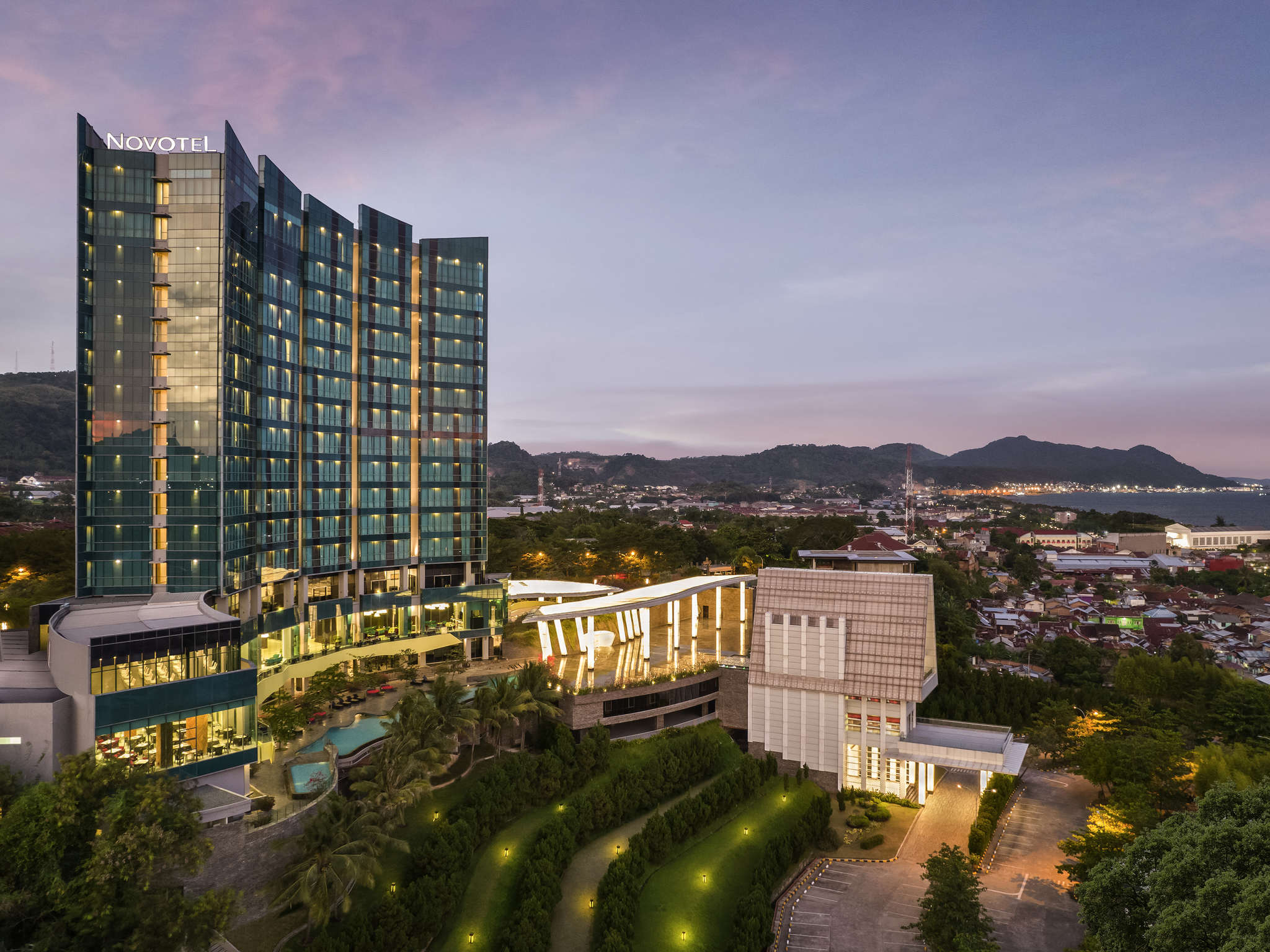 Hotel – Novotel Lampung