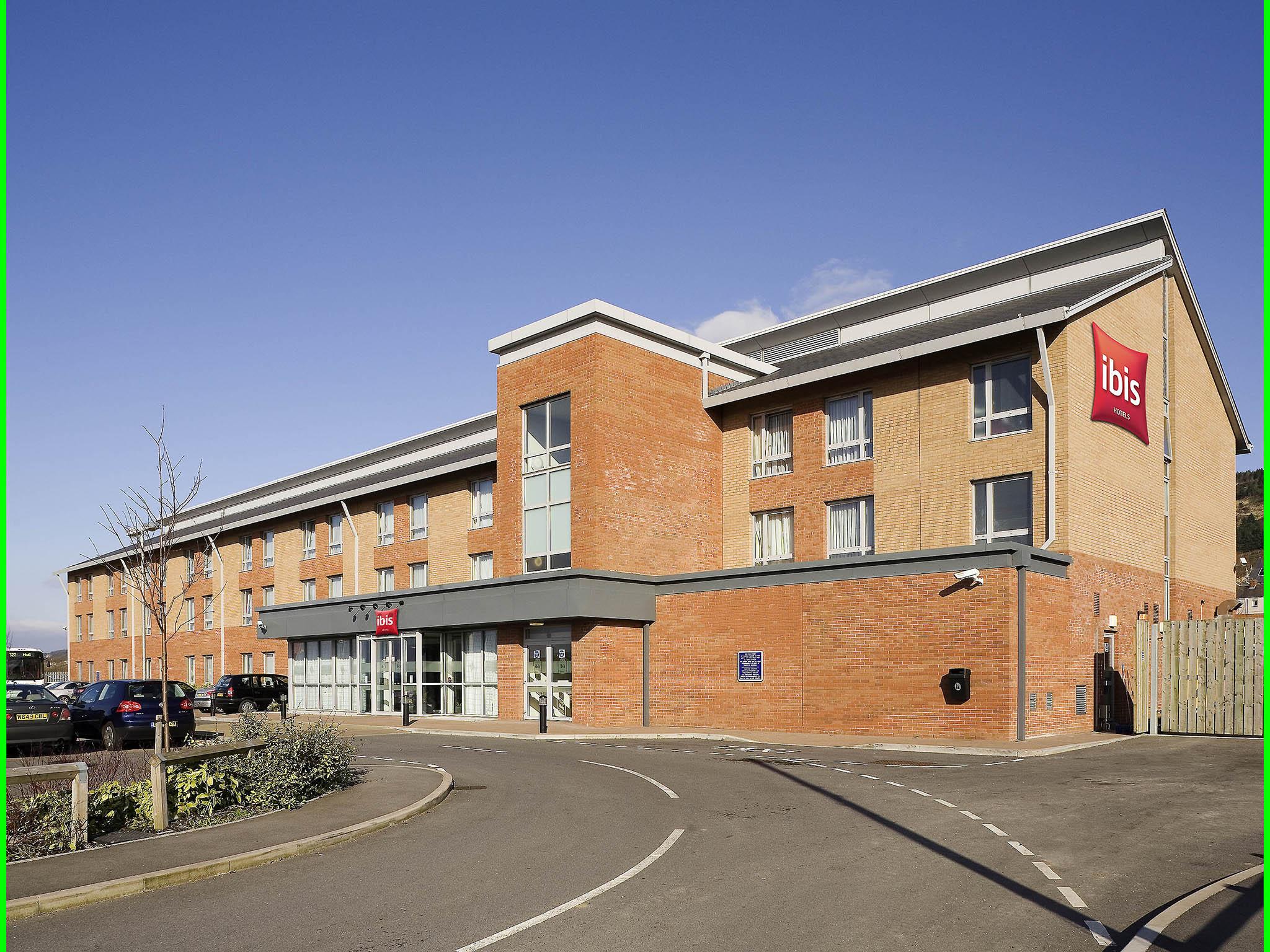 โรงแรม – ibis Swansea
