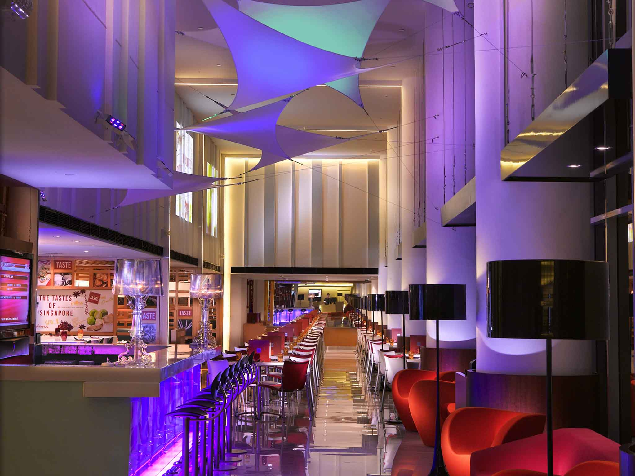 ibis Singapore on Bencoolen | Economy Hotel | AccorHotels