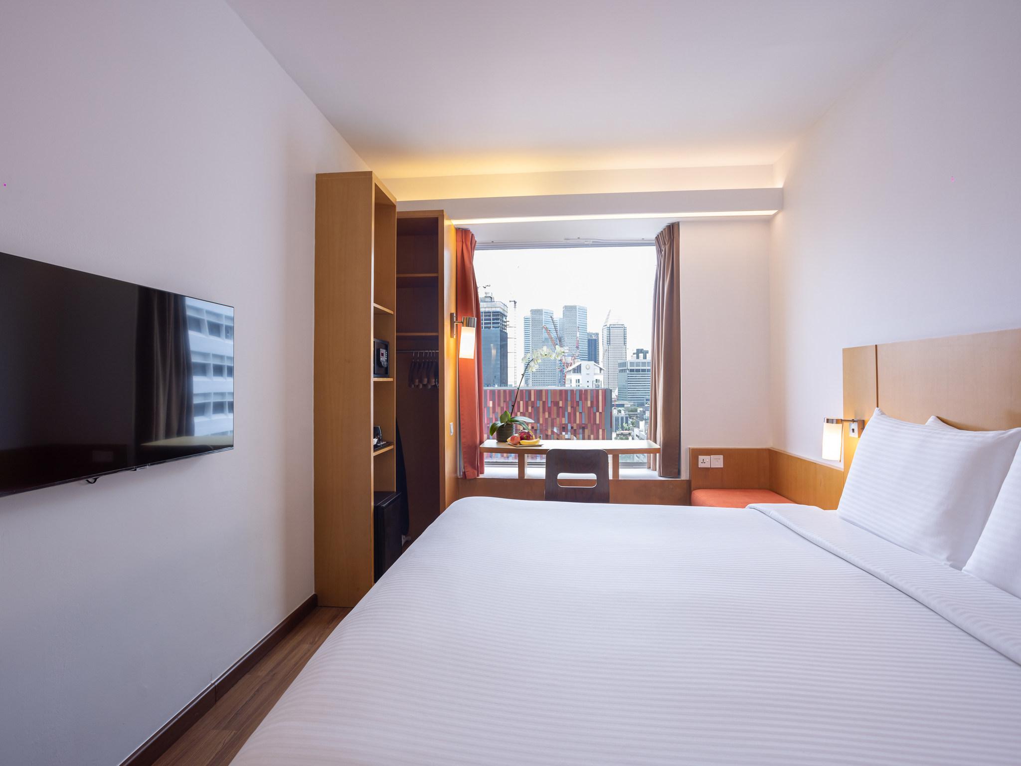 Ibis Singapore On Bencoolen Hotel Room Rate