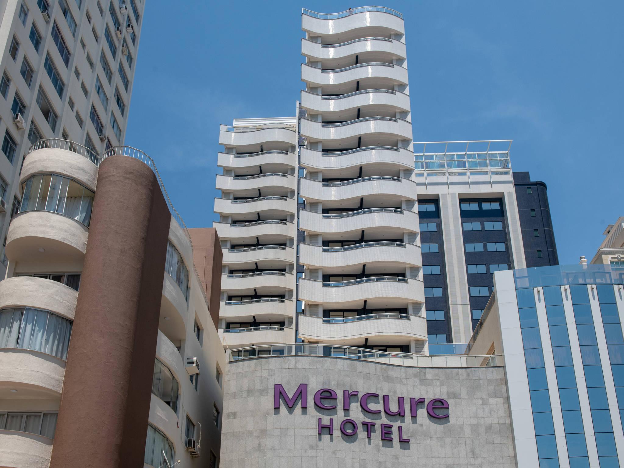 Hotell – Mercure Camboriu Hotel
