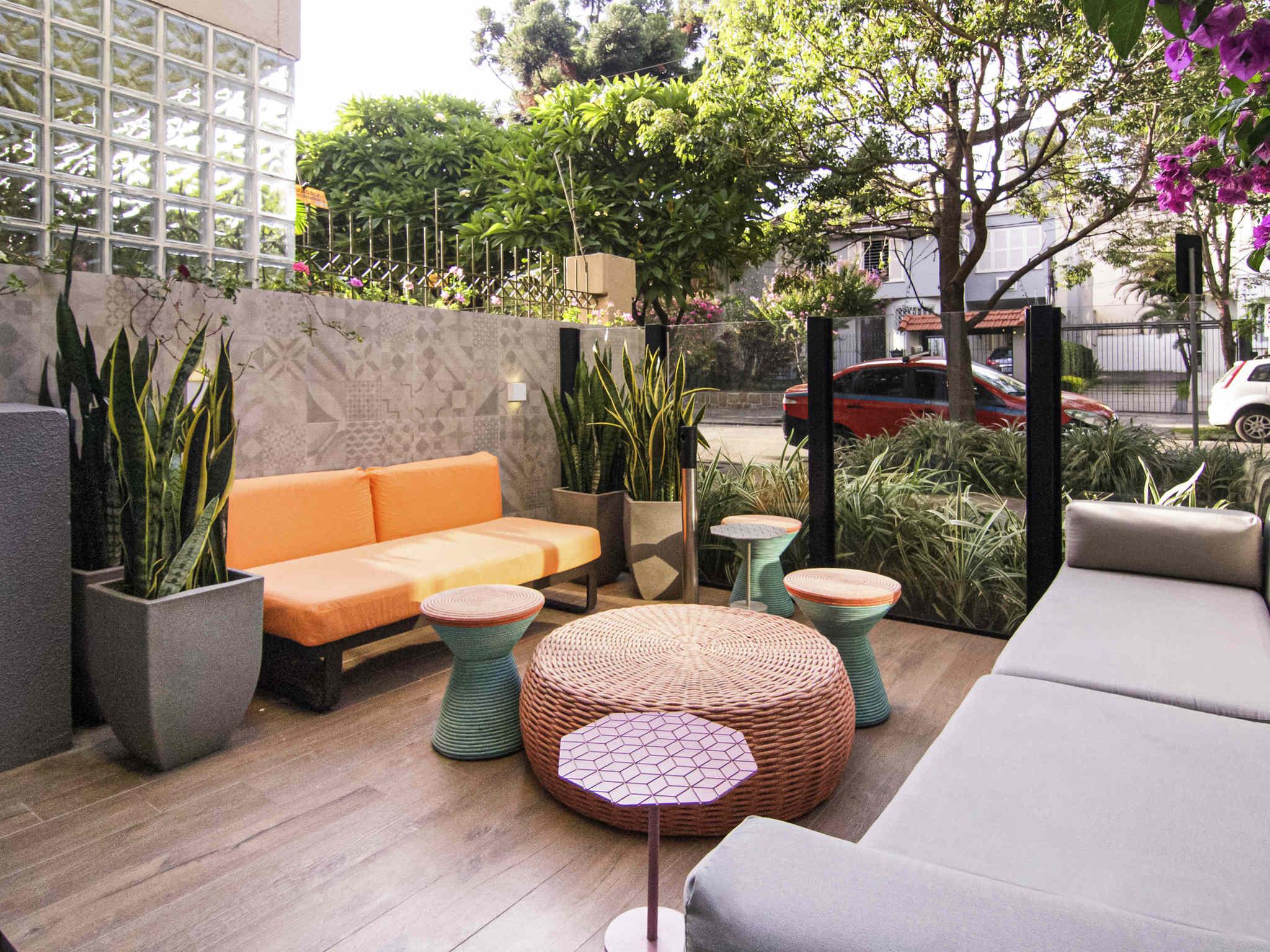 Hotel – ibis Porto Alegre Moinhos de Vento